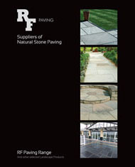 RF Landscaping Products PDF brochure download
