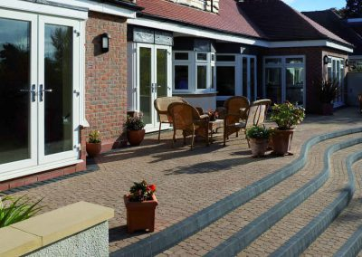 Block paving installers, Barnsley