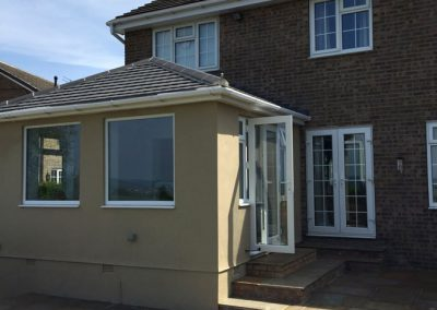 Conservatory conversion in Barnsley, South Yorkshire