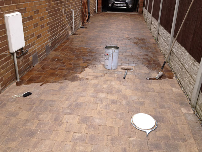 Block Paving Cleaning, Sealing & Repair Barnsley, South Yorkshire
