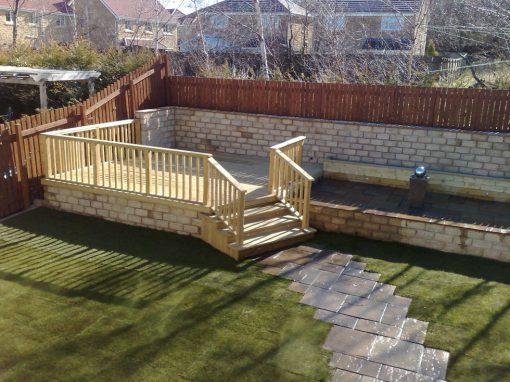 Garden Decking Gallery