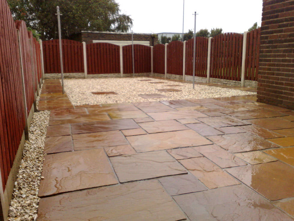 Indian Sandstone Driveways Barnsley Block Paving