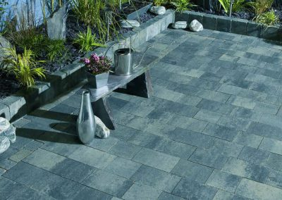 Modena Granite Stone block paving