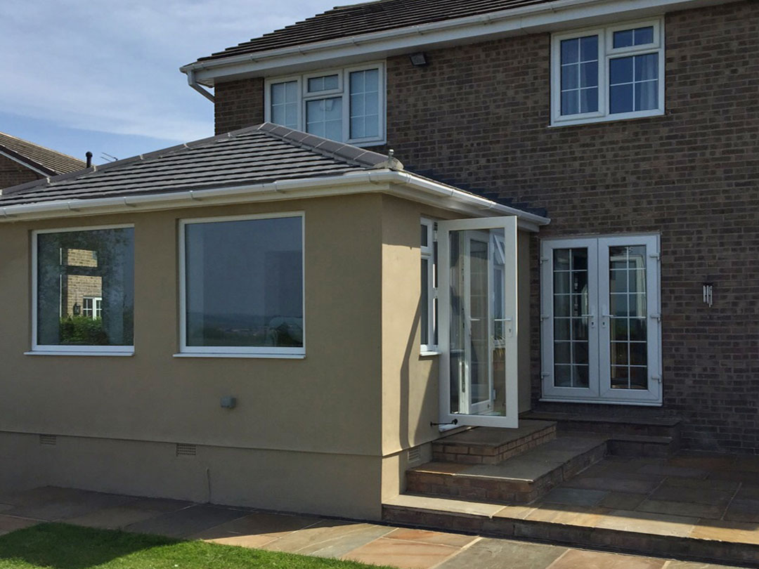 Tiled Conservatory Roofs By Park Paving Amp Construction