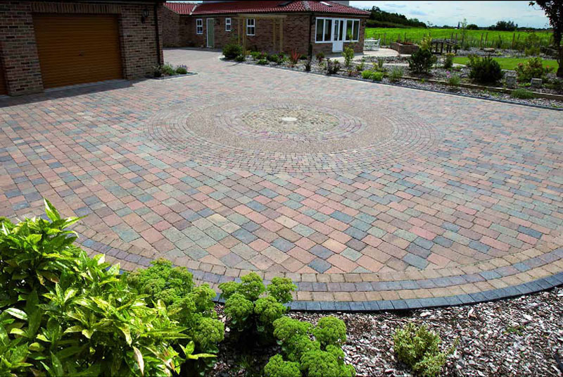 Sorento Carrarra Block Paving