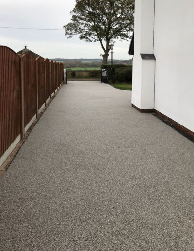 resin driveway company south yorkshire