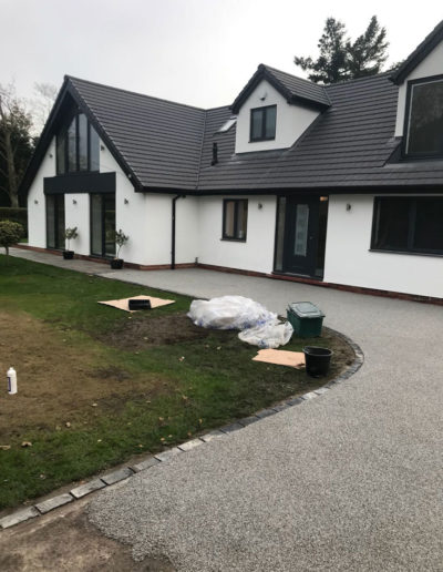 Resin driveway installers in Barnsley, South Yorkshire