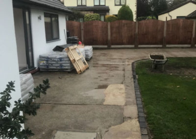 Resin driveways preparation in Barnsley, South Yorkshire